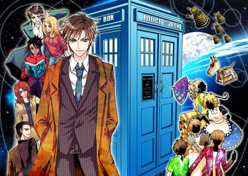 Macon Einstein (Doctor Love) Anime_doctor_who