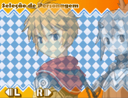 Summon Night 2 - Title & Character Select SM2SC_2