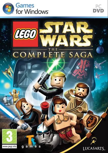 LEGO Star Wars The Complete Saga 2u79hyg