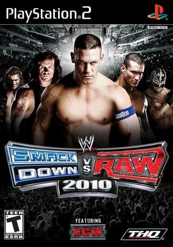 اللعبة الجميلة جدا wwe smackdown vs raw 2010 ps2 643e376ddf9e