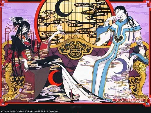 XXXHolic & XXXHolic Kei & OVA Xxxholic
