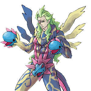[Character Review] N - The King without a Throne Ghetsis1-1