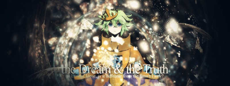 [Character Review] N - The King without a Throne Truthdream800