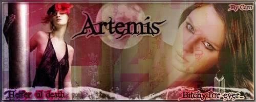 October ARTEMIS___CAROLINA_by_BAM_CLUB