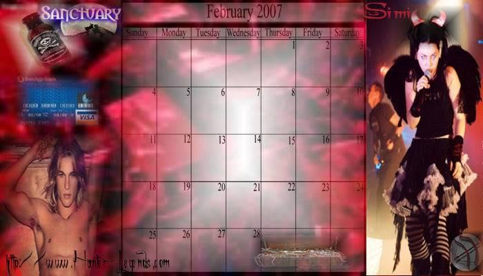 December FEBRUARY_2007_by_BAM_CLUB