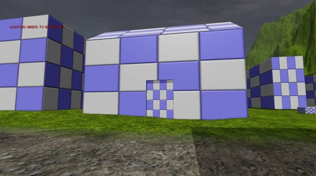 Serenity Prototype Map HouseA