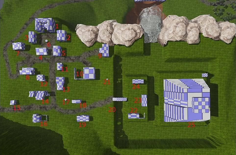 Serenity Prototype Map PrototypedSerenityMap1RS