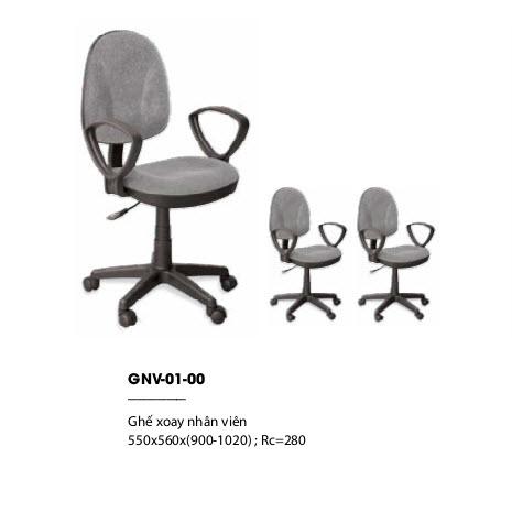 Sản phẩm cần bán: Hai mẫu ghế xoay nhân viên Xuân Hòa hơn 500k  GNV-01-00_zpsezcorzc9