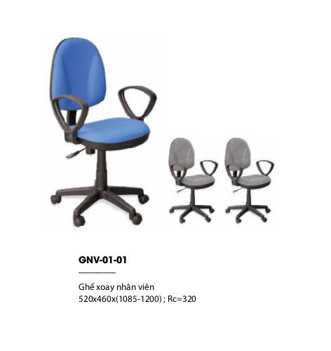 Sản phẩm cần bán: Ghế xoay nhân viên Xuân Hòa giá dưới 500k GNV-01-01_zps8lqdeits