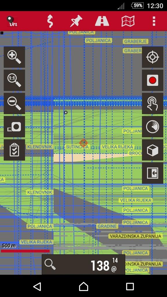 Besplatna topografska GPS navigacija za android Screenshot_20161112-123044_zps3tnjf2tp