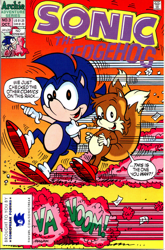 Sonic The Hedgehog Archie - Issue #3 01_zpsclawqbuy