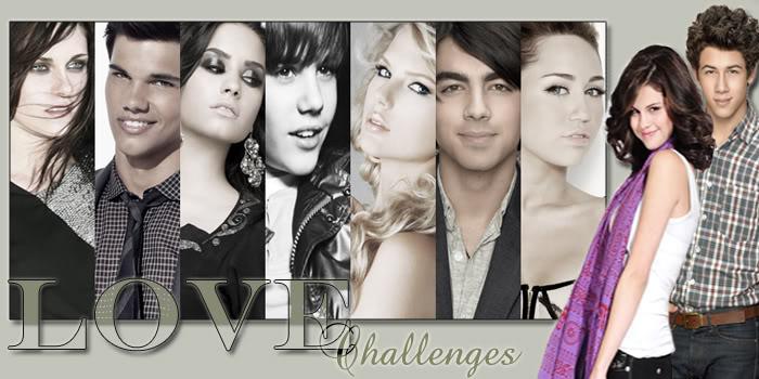 Love Challenges