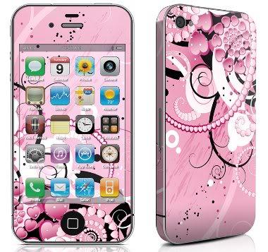Selly's iPhone Iphone4-corazones