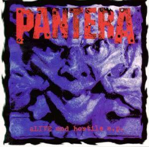 Pantera - Discografía Alive__Fucking_Hostile