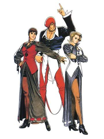 "[ACTUALIZADO]  ""The King of Fighters"" Fan Club Tucumán gT - Página 2 Yagami-Team"