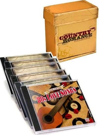 Various Artists � Lifetime of Country Romance Set (MP3) (10CDs Set) -  Da6e9914e18cf2b3a7b69f95eb321161