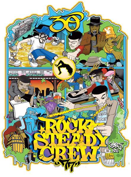 Rock steady crew anniversary Event  (NYC) RSCANNIV07