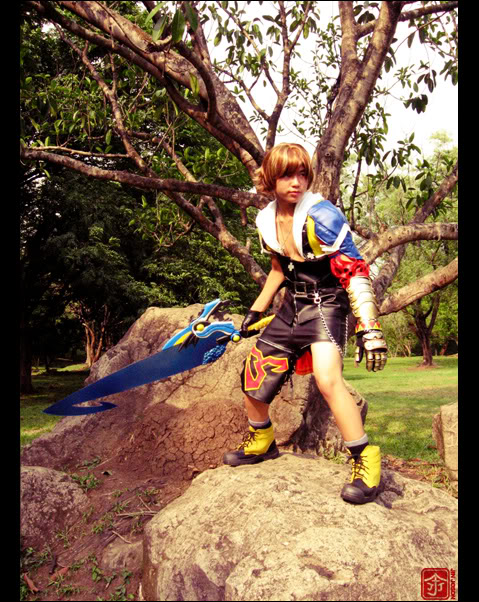 Ma selection de cosplay sur final Fantasy !!! - Page 4 Tidus
