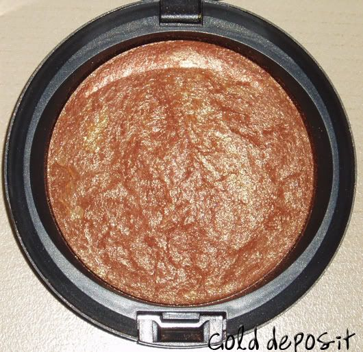 Mineralize Skinfinish (MSF) Golddepomac