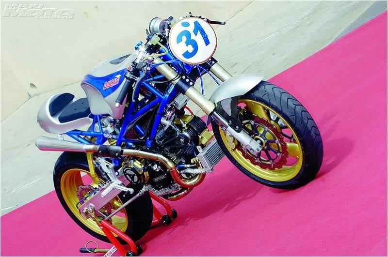 Racer, Oldies, naked ... DucatiA