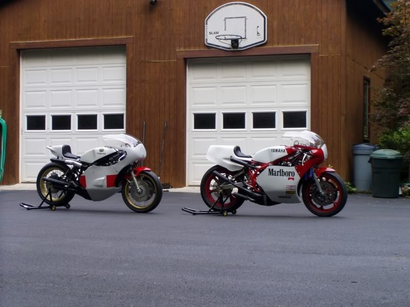 Deux temps  JRC750s