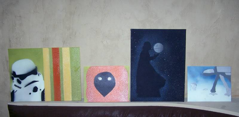 Josh_T's Collection Paintings1