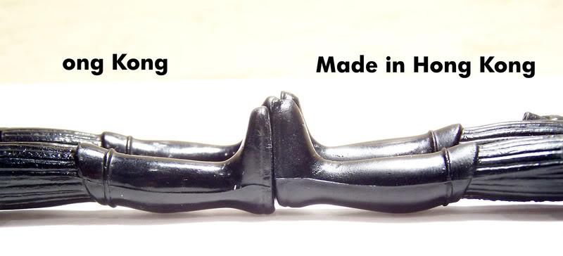 """Made in Hong Kong & """"ong"""" Kong Vader COOs  *pic heavy* Feetcomp"""