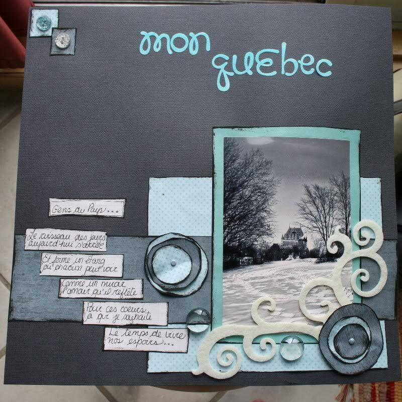 Quelques pages! Monquebec