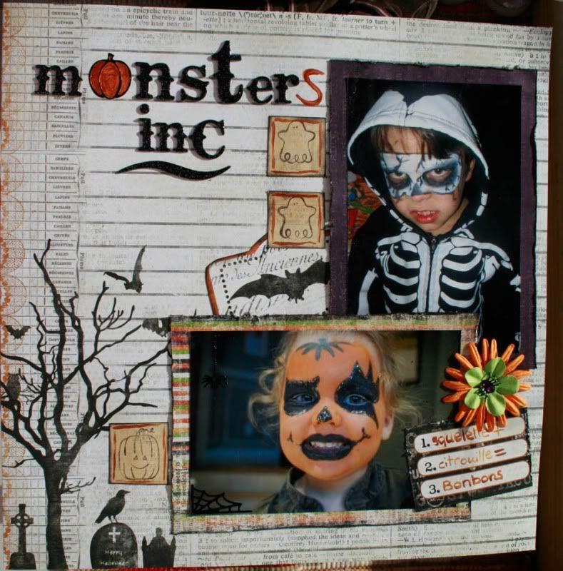 Défi de novembre 09- SUSIE - Page 2 Monstersinc