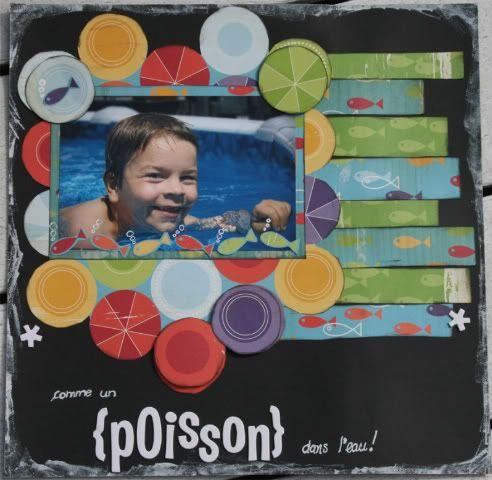 Défi du mois de juillet 09- Susie - Page 3 Poisson-1