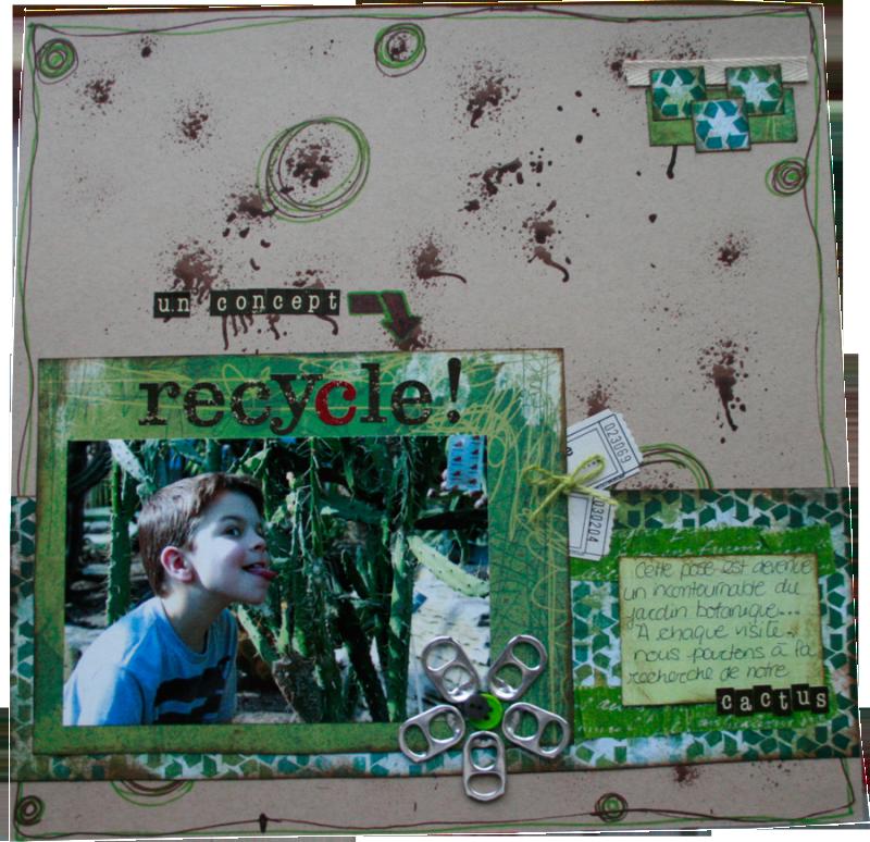 Le 20 à 20 d'avril Les consignes Recycl