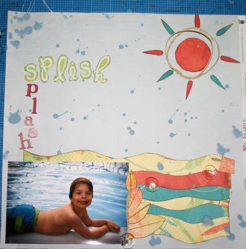 Août- Oh, Soleil, soleil... - Page 2 Splishsplash