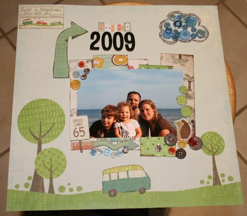 Vacances 2009 Vacances2009