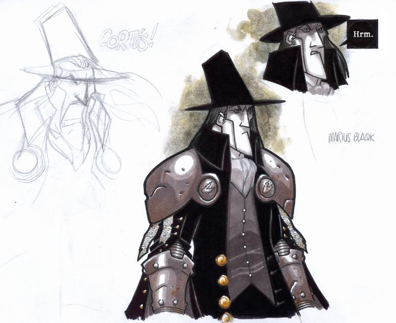Mordheim Fan Art Mordheim-MariusBlaqkSketchcolour