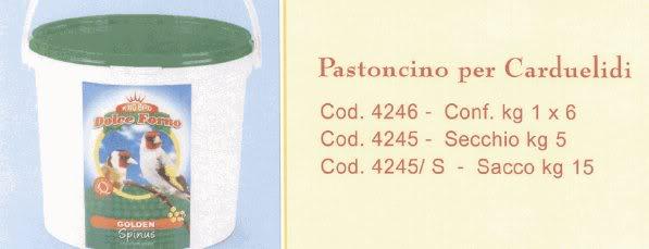 priprema grdelina za parenje - Page 2 Pastoncino