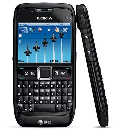 صور جوالات العائله Nokia-e71x