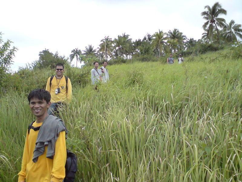 ...more on the samal climb DSC00255