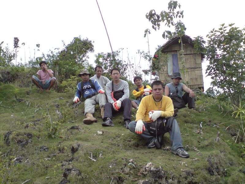 ...more on the samal climb DSC00279