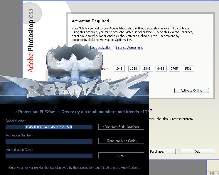 Adobe Photoshop Cs2 With Keygen 100 Working