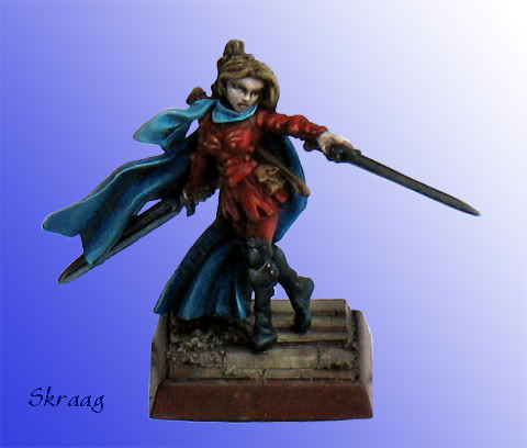 Skraags Collection of Heroes and Villains Kassandra-Reaper