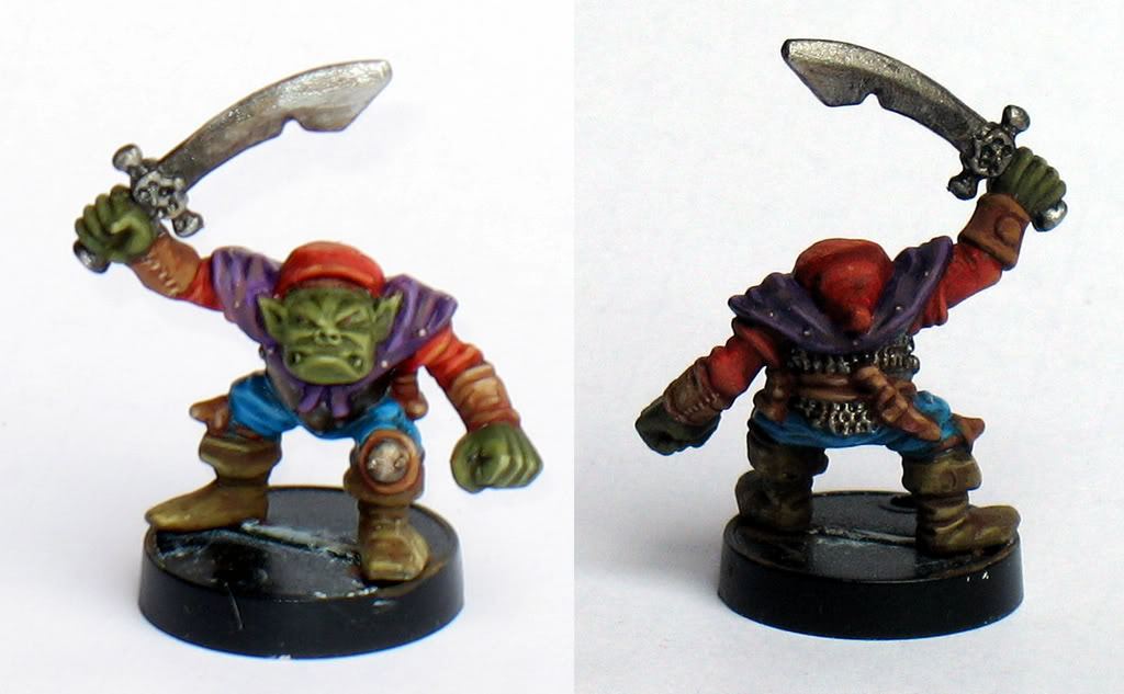 Skraags Collection of Heroes and Villains DSA_Ork