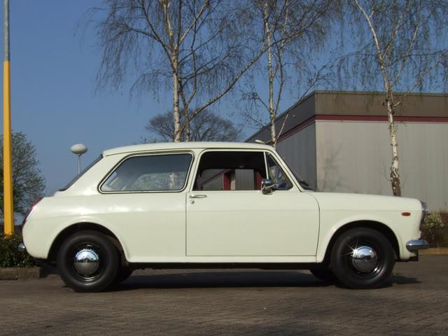 O meu primeiro carro em 1965... DSCF1100