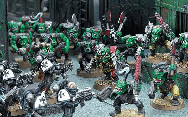 A Suspicious Mind Is A Healthy Mind Orks