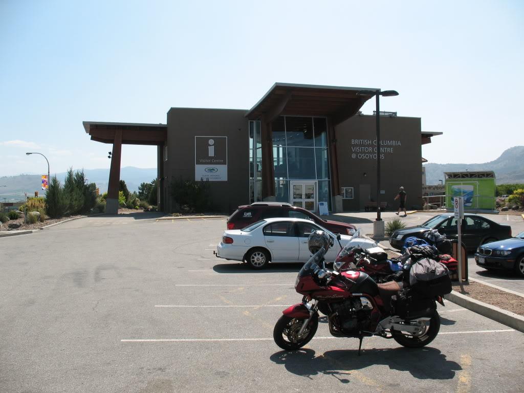 Bandits on the roads in British Columbia IMG_1011