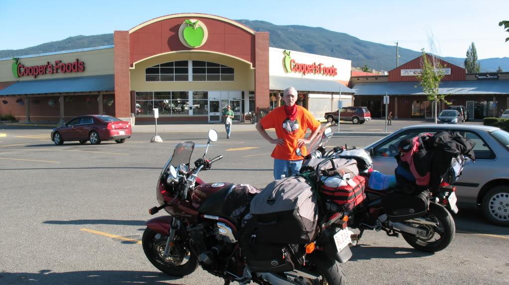 Bandits on the roads in British Columbia IMG_1017