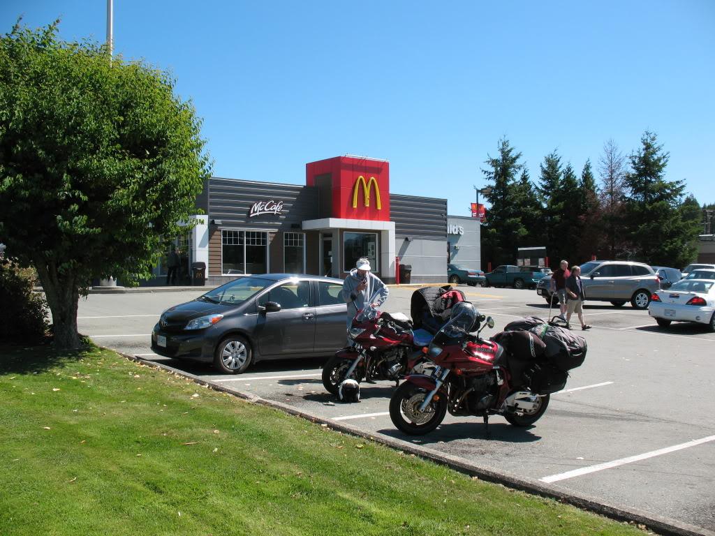 Bandits on the roads in British Columbia IMG_1167