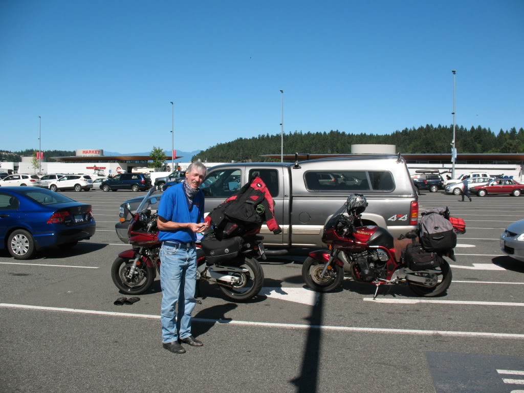 Bandits on the roads in British Columbia IMG_1172