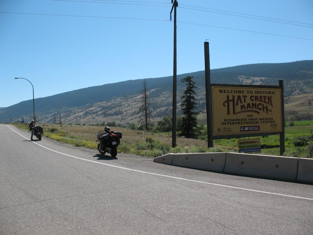 Bandits on the roads in British Columbia IMG_1241