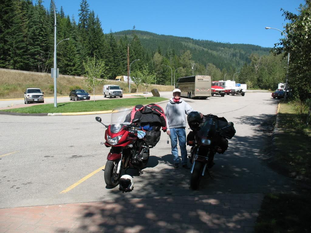 Bandits on the roads in British Columbia IMG_1258