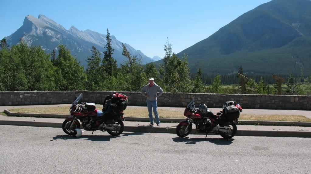 Bandits on the roads in British Columbia IMG_1267